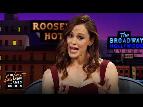 3135771d Jennifer Garner Tries to Outdo 'American Pie' With Her Own 'One Time at Band  Camp' Story (Video)