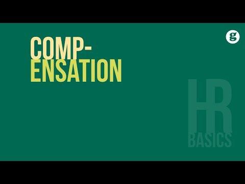 HR Basics: Compensation