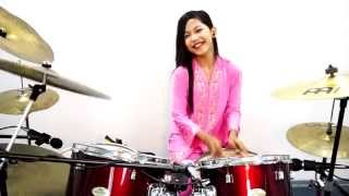 Download Video OH FATIMAH  A Ramlie - Drum Cover by Nur Amira Syahira MP3 3GP MP4