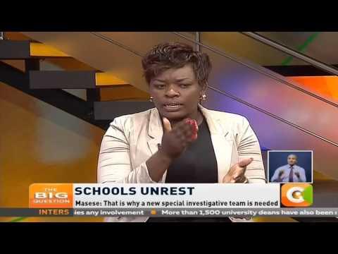 Big Question: School Unrest