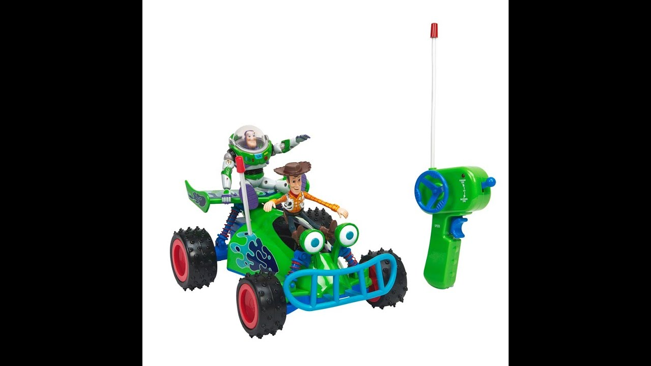 remote control car toy story with Watch on Watch moreover 11 13solddisneys Toy Story Buzz Lightyear as well Ruben Et Son Camion De Chantier Pat Patrouille further 2011 Honda Civic Si Coupe as well 1440 Lego Logo Download.
