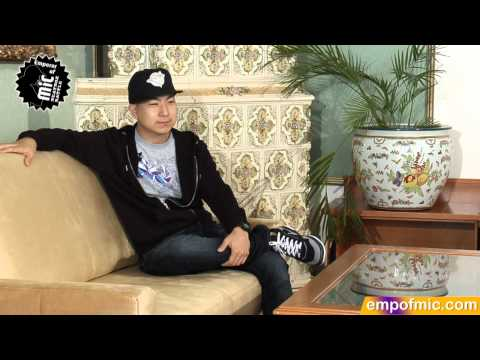 krNfx INTERVIEW Emperor of MiC 2012 Beatboxing