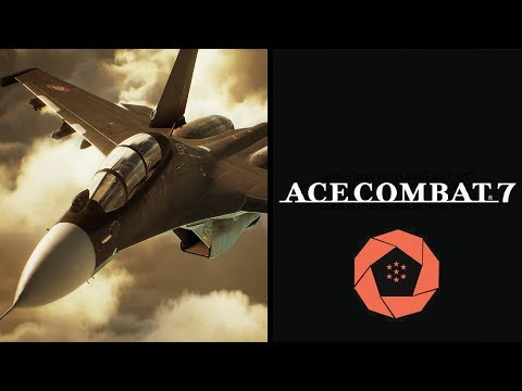 Net-Zone| Ace Combat 7 Fan made OST (Erusea Storm)