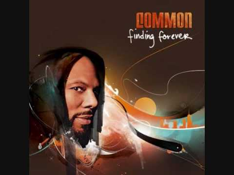 Common - Drivin' Me Wild - Finding Forever
