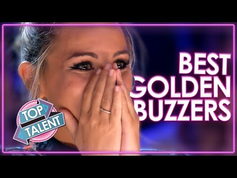 BEST GOLDEN BUZZERS On Got Talent 2018! | Top Talent