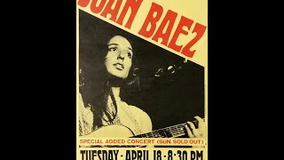 Joan Baez - Swing Low, Sweet Chariot