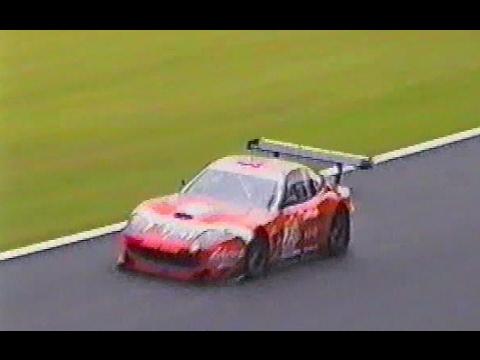 24h Spa 2002 : Ferrari 550, Lister Storm, Chrysler Viper,...  [part 2]