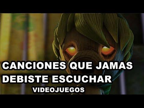 Las 4 Canciones Que JAMAS Debiste Haber Escuchado De Los Videojuegos.