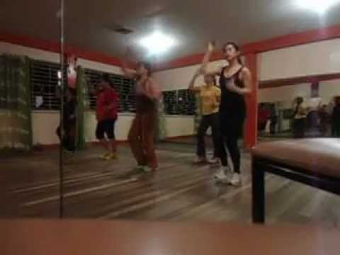 BONGGA KA DAY PINOY  ZUMBA STYLE BY MS.V