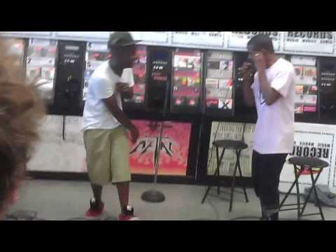 Murs and Fashawn - This Generation - Live at ZIA Records - Tucson, AZ