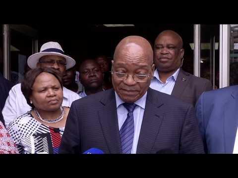 President Jacob Zuma visits Soshanguve as part of radical socio-economic transformation