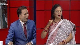 कालापानी गीतका गायिकाले स्टुडियोमै पिडा पोखेपछि,  रिता उपाध्याय, गायिका- CHHA PRASNA