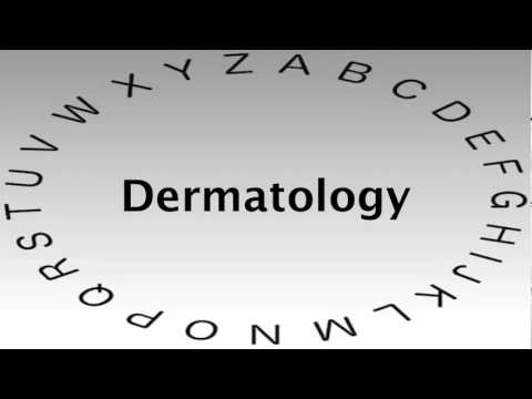 SAT Vocabulary Words and Definitions — Dermatology