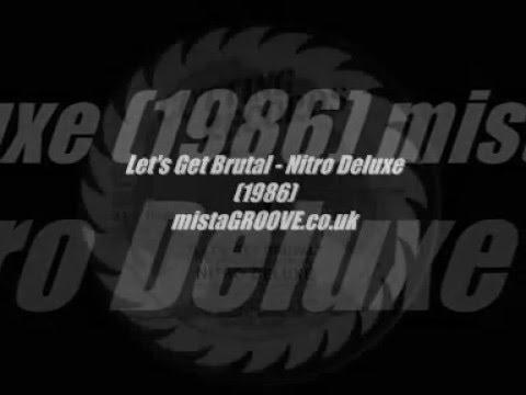 Let's Get Brutal - Nitro Deluxe (1986)