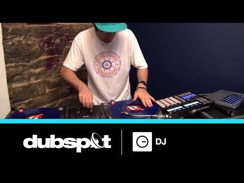 Turntablist Party Routine w/ DJ Shiftee