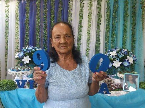 Virginia João Rodrigues (90 anos)