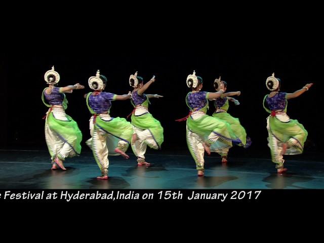 ABU International Dance Festival 2017 Promotional Video