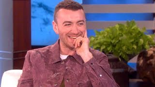 Sam Smith Confirms He's In a Relationship!