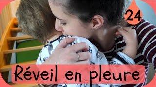 Vlog famille - réveil en pleure !