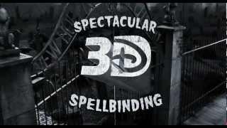 Disney - FRANKENWEENIE - Comic-Con Hommage Trailer