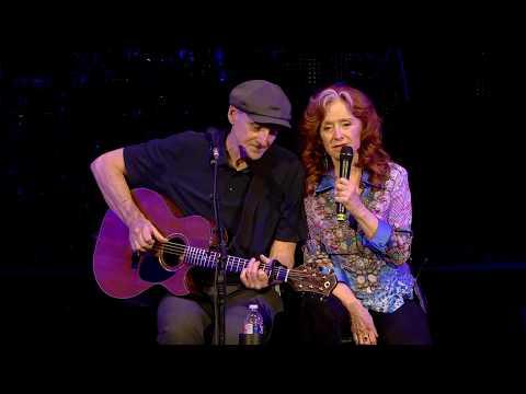 James Taylor & Bonnie Raitt - You Can Close Your Eyes