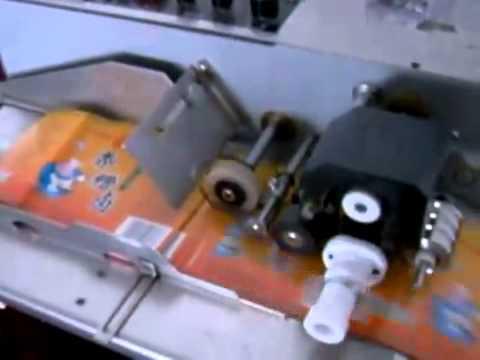 Automatic dry ink pouch Coding Machine Nigeria