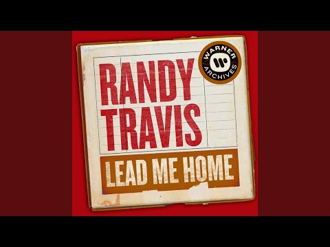 Ritch Cassidy - *NEW* Randy Travis Song 'Lead Me Home' is PURE Randy Travis