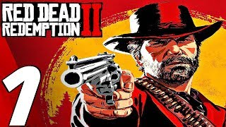 Red Dead Redemption 2 - Gameplay Walkthrough Part 1 - Prologue (Full Game) PS4 PRO