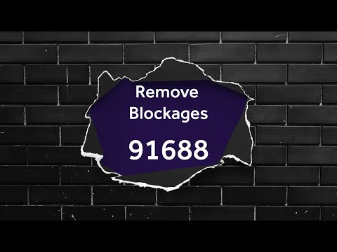 Grabovoi Numbers - Remove Blocks - 91688 - Numerical sequences for healing and materialisation.
