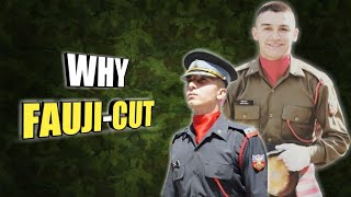 Fauji Cut - Why Do Military/Army Personnel Have Short Hair? Story Behind