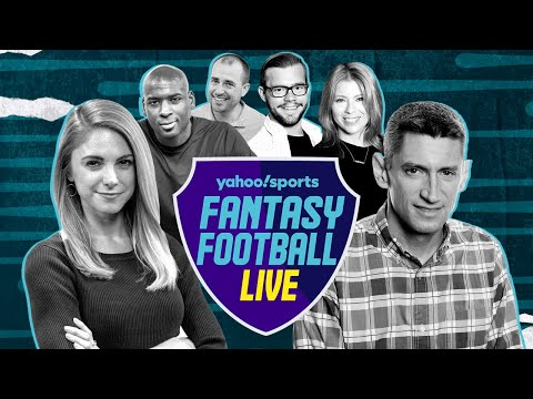 While You're Watching #CARvsTB Get Your Lineup Set With The Fantasy Football Live Crew! #AskFFL