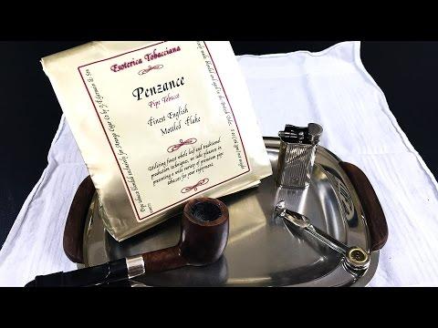 """Pipe Tobacco Review: Esoterica Tobacciana """"Penzance"""""""