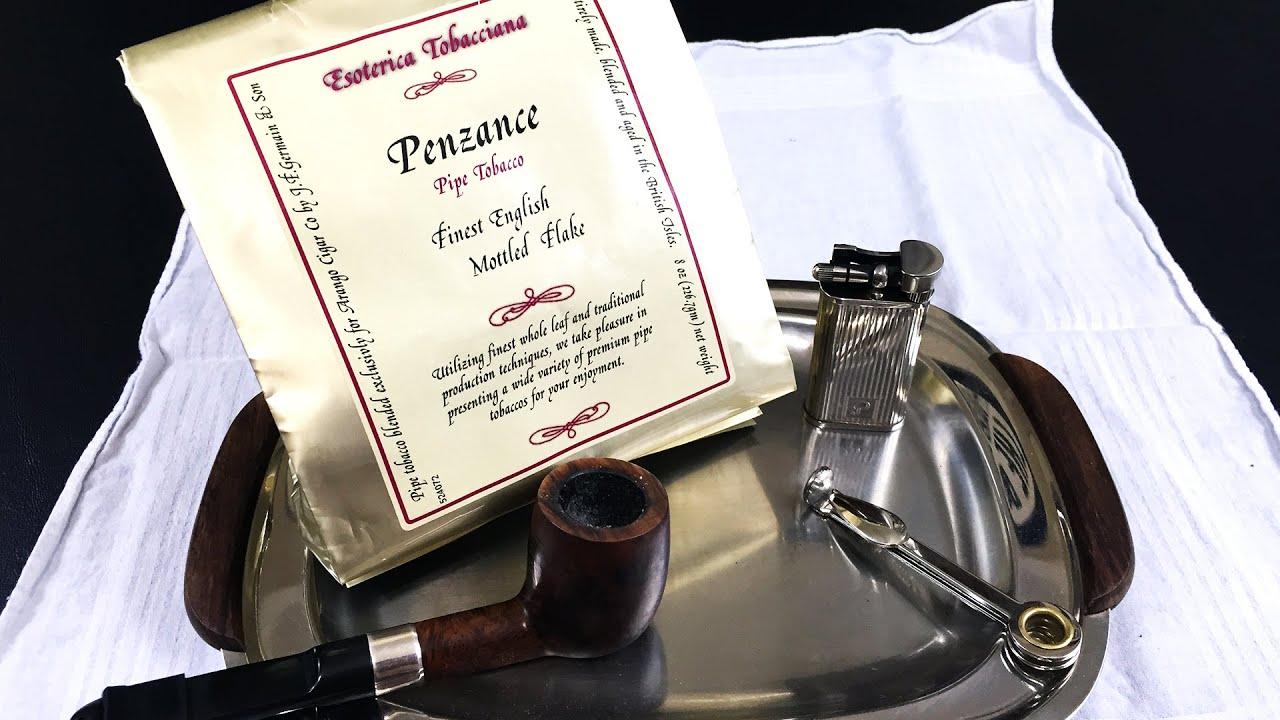 "Pipe Tobacco Review: Esoterica Tobacciana ""Penzance"" - YouTube"
