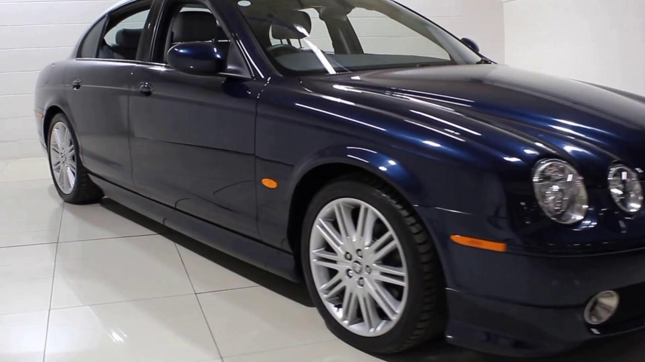 2006 Jaguar S-Type V6 SPORT - YouTube