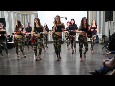 Dancing Queens Kizomba Lady Show by Marina Russia