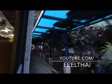 รีวิวรถไฟสายน้ำตก-ธนบุรี