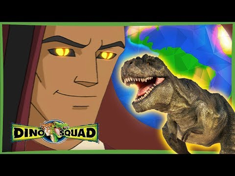 Veloci wants dinosaurs to take over! 🐲 Dino Squad