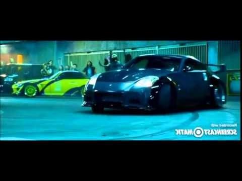 The Crew tokyo drift parking lot drift scene remake ps4