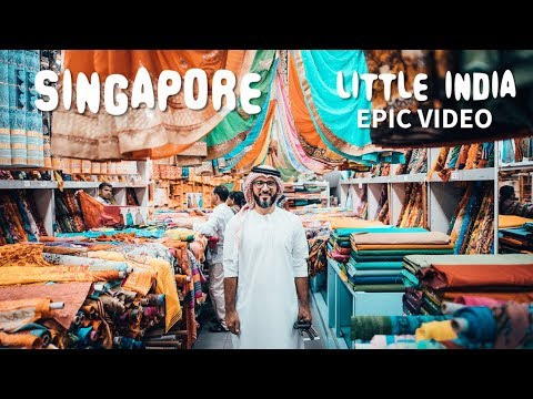 The INDIAN Community of Singapore | EPIC VIDEO