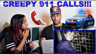 """5 Creepiest 911 Calls"" Reaction!!!"
