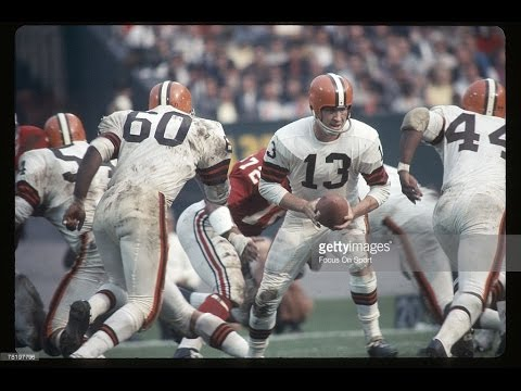 1966 Browns at Cardinals Game 14