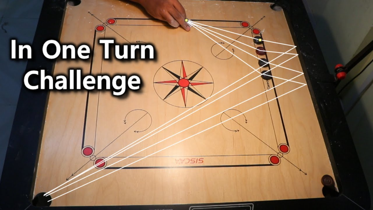 Best Carrom Shots Ever | Open Challenge to All | Strike & Pocket |