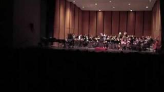 Cheetah, Karel Husa~UL Lafayette Wind Ensemble~Homecoming Concert