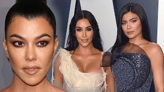 Kylie Jenner & Kim Kardashian Makeup Dissed By Kourtney Kardashian