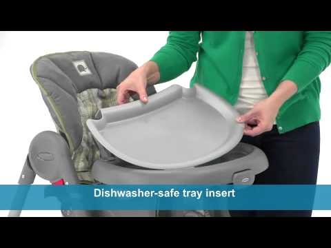 Superieur Graco Mealtime Highchair   YouTube