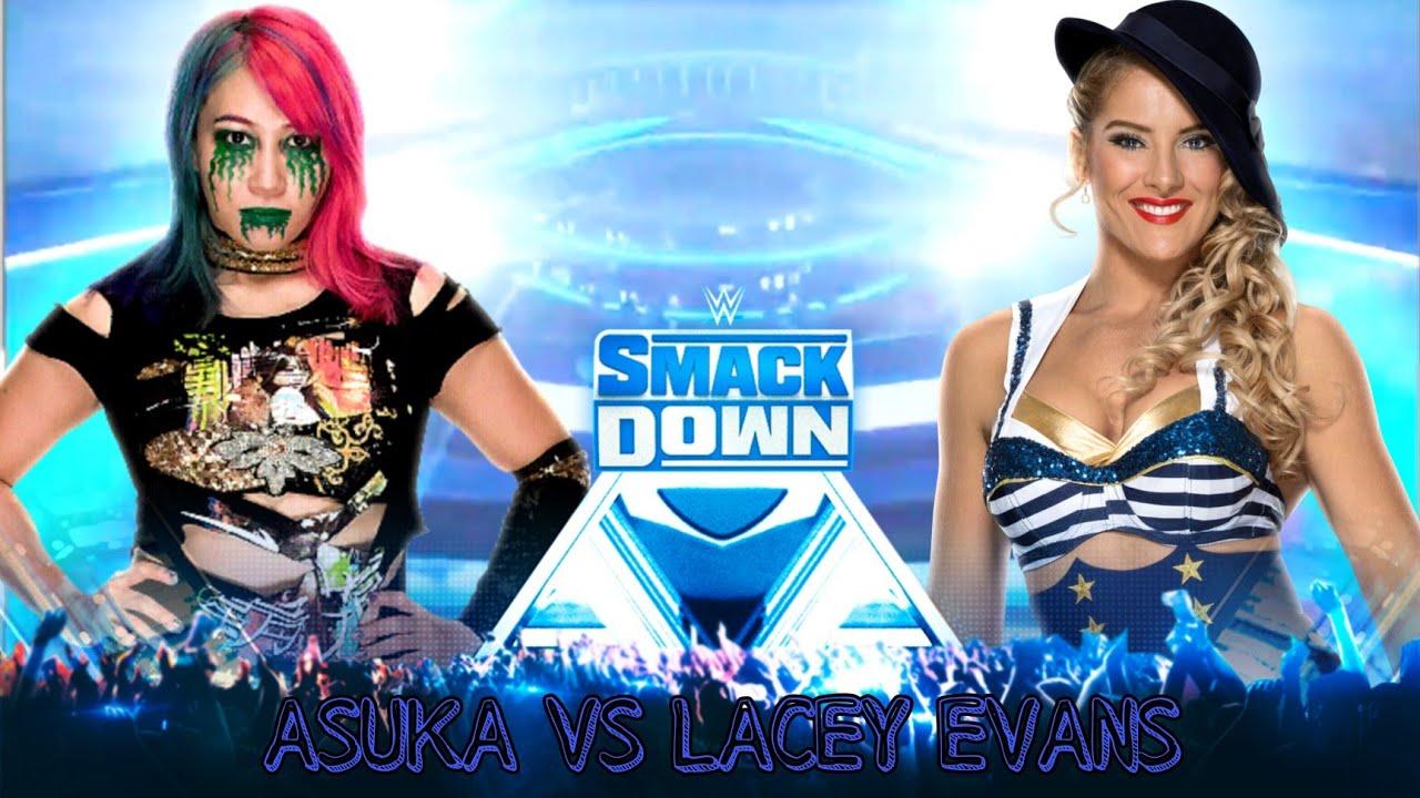 SmackDown Auka vs Lacey Evans  (Ronda ATTACK) #WWE2K20