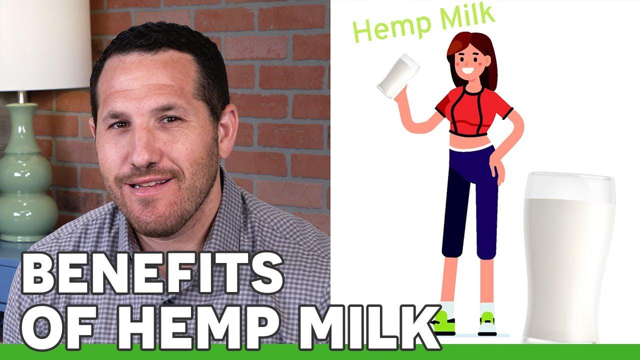 The Benefits of Hemp Milk