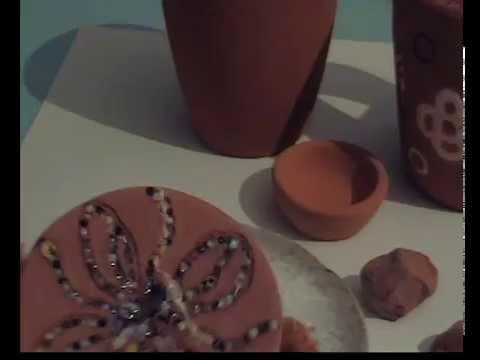Керамика в домашних условиях без обжига