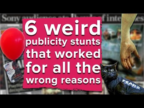 6 weird publicity stunts that worked for all the wrong reasons - The Eurogamer Show
