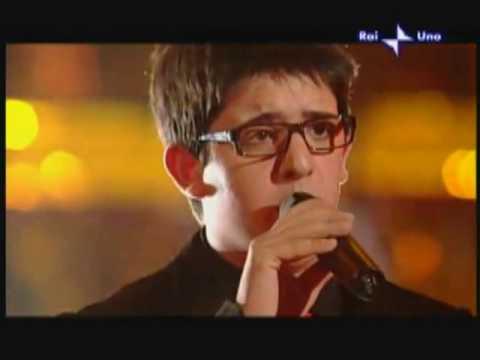 קונטרה - שלושת הטנורים הצעירים שרים O Sole Mio